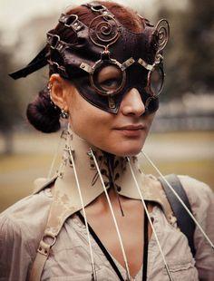 steampunk girl - Yaroslov Filippov