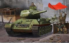 wholesale Military BAR CLUB painting # World War II ART oil painting work--panzer M-Tank army painting# 32 inches