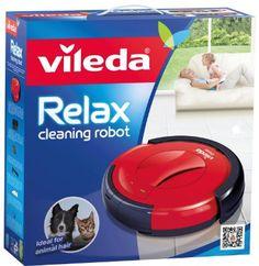 ¡Chollo! Robot aspirador Vileda Relax Cleaning por sólo 119.99 euros. Oferta del día.