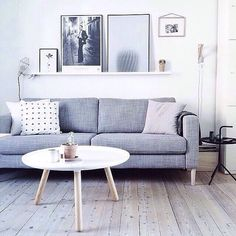 Living room inspo from @thatnordicfeeling