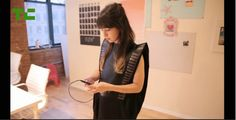 Wearable Solar's Prototype Dress Combines Fashion With Phone-Charging Capabilities