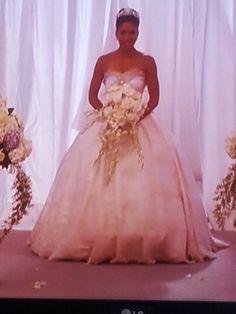 Princess gown!! | wedding dresses | Pinterest | Princesses, Princess ...