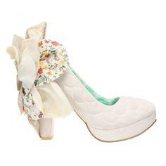 Another Irregular Choice shoe