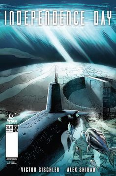Nerdly » 'Independence Day #3′ Review (Titan Comics)