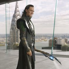 Marvel Villains Photo: Loki Avengers