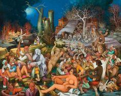 MULETA CIENTÍFICA - DAS ARTES AO DIREITO. PERFEITO!: 10 razões pelas quais o inferno pode não existir