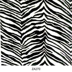 Water transfer film animal skin pattern ZA270