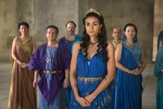 Ariadne and her Ladies, in Atlantis (serie 2013)