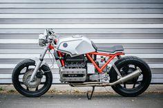Society 142: кастом BMW K100 1985