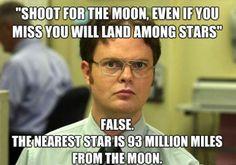 oh Dwight!