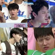 Mata udah sipit malah disipitin lagi 😑 K Pop, Memes, Yuehua Entertainment, Korean Boy Bands, My Muse, Me Too Meme, Actors, Hyungwon, Meme Faces