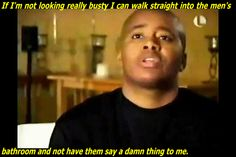 9 Black butch lesbians share their stories in The Butch Mystique (2003) #gender #sex #feminism #race- love these women :)