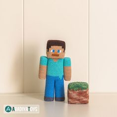 """Steve is a character of the popular game """"Minecraft"""", that was created by Markus Persson and released by Mojang AB company."""
