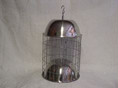 Squirrel Proof,trash Bird Proof--bird Feeder, Stainless Steel