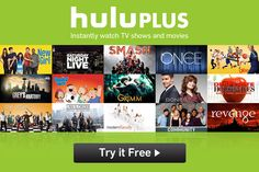 As much as I love Netflix, I haven't been on it much ever since Hulu has entered my life. I've now got a subscription to Hulu plus and it is my new Netflix.