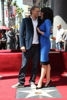 09/09/14 - Katey Sagal's Hollywood Walk of Fame Star Ceremony