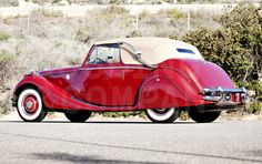1951 Jaguar Mk V Drophead Coupe