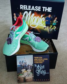 New Pictures of the 2016 runDisney New Balance Shoes!!!