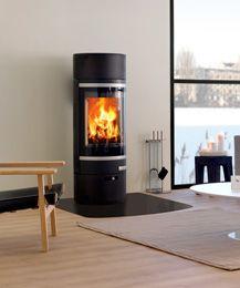 po le les nouveaut s pour passer un hiver bien au chaud po le fondre et bois. Black Bedroom Furniture Sets. Home Design Ideas