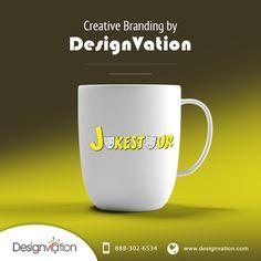 Stunning #Logo Design for JOKESTOUR Fire Works by #DesignVation Experts. Get Your Stationary done today. Visit: http://www.designvation.com/ #logo #logodesign #branding #design #DesignVation #WebDesign #SocialMediaMarketing