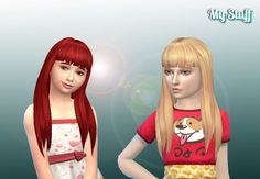 Mystufforigin: Twists Long V2 for Girls  - Sims 4 Hairs - http://sims4hairs.com/mystufforigin-twists-long-v2-for-girls/