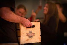 Vintage Beer Crate 24 Bottles