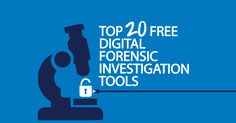 Here are 20 of the best free tools that will help you conduct a digital forensic investigation. Whether it's for an internal human resources case, an investigation into unauthorized access to a server, or if you just want to learn a new skill, these suites a perfect place to start.
