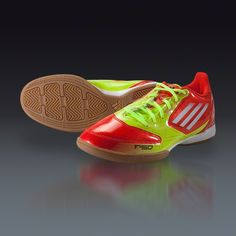 85f303e7ebc  Soccer Schuyler loves them! adidas F10 IN - High Energy Electricity White