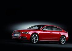 Audi S5 Sportback (8T, facelift 2011)