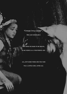 Arya Stark by ygritteh