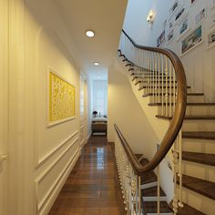 stair space , Design in Hanoi with the Euro Classical style