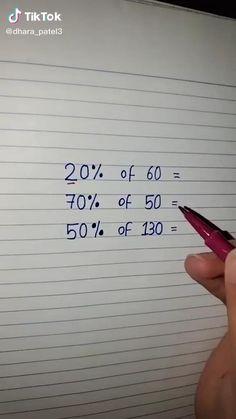 High School Hacks, High School Life, Life Hacks For School, School Study Tips, School Organization Notes, School Notes, Cool Math Tricks, Maths Tricks, Math Hacks