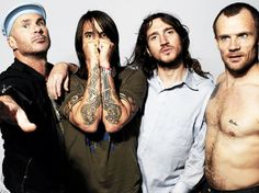 Canal Electro Rock News: Disponibilizada faixa inédita do Red Hot Chili Peppers com Dave Navarro