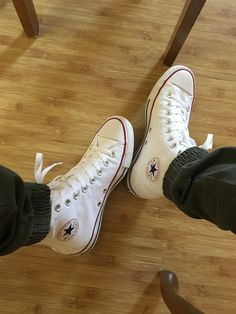 Converse Outfits, Sneaker Outfits, Converse Shoes High Top, Estilo Converse, Converse Sneaker, Puma Sneaker, Converse Style, Keds Shoes, Converse Men