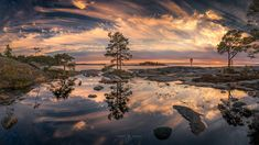 Tranquilly Divided by Janne Kahila on 500px