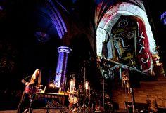 AniMotion Show St Giles Cathedral Edinburgh. Edinburgh, Cathedral, Fair Grounds, Cathedrals