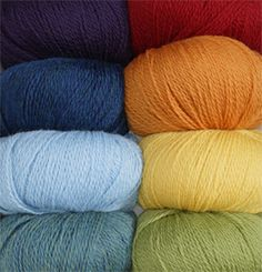 Palette Yarn is £2.36 per 50g ball and is 100% Peruvian wool, ideal for Fair Isle patterns (4 ply UK)