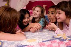 Girl Sleep Over Slumber Party | Slumber party for girls