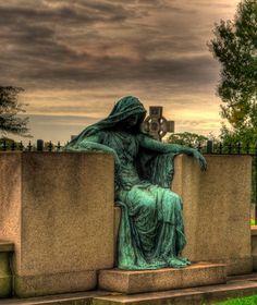 Greenmount Cemetery, Baltimore, MD #sculptures