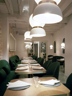 'Le Sergent Recruteur' Restaurant by Jaime Hayon // Paris, France. | yellowtrace blog »