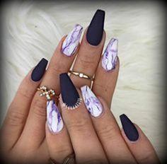 Spring Nail Art 2018: Cute Acrylic nail designs - Nails C