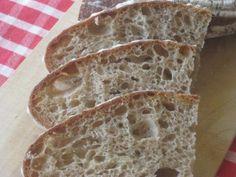 Kváskový chlieb so zemiakmi (fotorecept) - obrázok 14 Slovak Recipes, Bread, Food, Hampers, Diet, Brot, Essen, Baking, Meals