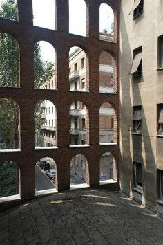 Lezersfoto: Sant Angelo klooster - Giovanni Muzio - nieuws - nieuws - de Architect