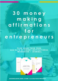 Ready to start manifest more money in your business? Here are 30 powerful affirmations for entrepreneurs and business owners who want wildly profitable businesses. Business Entrepreneur, Business Tips, Online Business, Entrepreneur Ideas, Online Entrepreneur, Money Affirmations, Positive Affirmations, Make More Money, Make Money Blogging