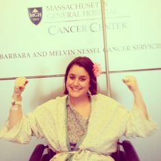 Cancer sucks but Mass General and everyone at the Cancer Center rocks!