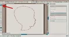 Connecting Edit Points/Closing a Shape in Silhouette Studio