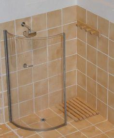 Walk In Shower Kits | Walk-in shower kit | ELF Miniatures