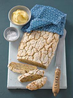 Glutenfreies Brot -  Ein saftiges Gewürzbrot aus Hefeteig