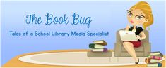 The Book Bug: Parts of a Book, Good Fit Books, and Shelf Order School Library Lessons, Library Lesson Plans, Elementary School Library, Parts Of A Book, The Book, Good Fit Books, Library Orientation, Library Inspiration, Library Ideas