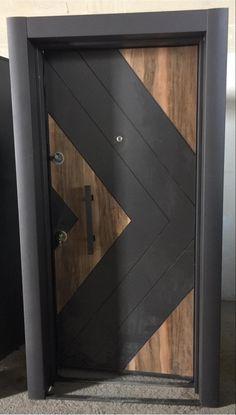 House Main Door Design, Single Door Design, Main Entrance Door Design, Front Gate Design, Home Entrance Decor, Door Design Interior, House Design, Balcony Railing Design, Wooden Front Doors
